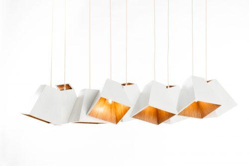 Fustrum Lamp